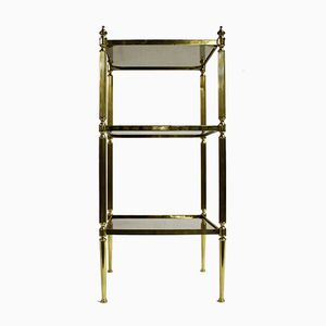 Brass Side Table, 1970s