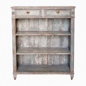 Antique Gustavian Bookcase, 1860s