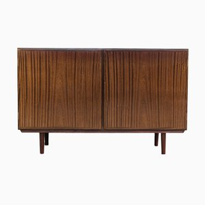 Vintage Danish Mahogany Sideboard from Omann Jun