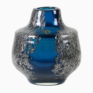 Glass Vase from Zwiesel, 1970s