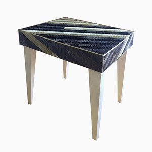 Table d'Appoint Chevron par Violeta Galan