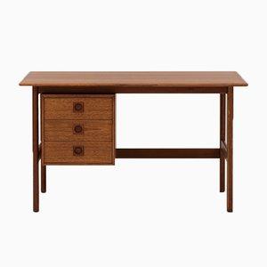 Dänischer Schreibtisch von H.P. Hansen, 1960er