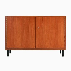 Walnut Highboard from WK Möbel, 1960s