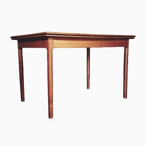 Mid-Century Extendable Teak Dining Table by A.B.J Denmark