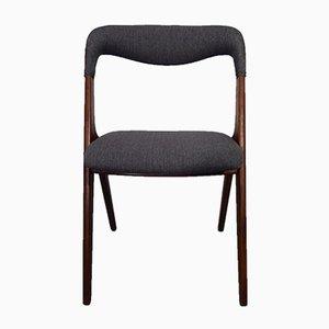 Teak Stuhl von Johannes Andersen für Vamo Mobelfabrik, 1960er