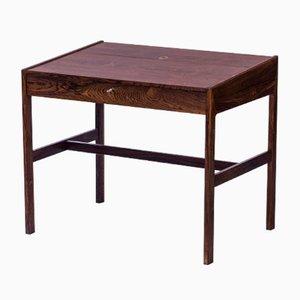 Palisander Desk by Arne Wahl Iversen for Vinde Møbelfabrik, 1960s