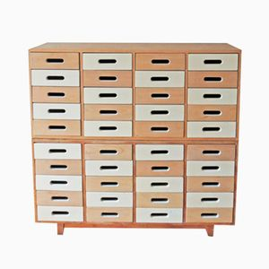 Vintage Chests of Drawers by James Leonard for Esavian, Set of 2