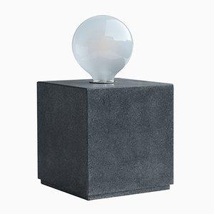 Lampe en Granite Galilei Noir par Tiziana Vittoni Pairazzi pour Paira