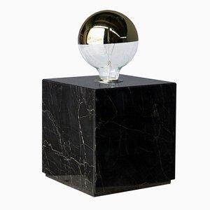 Galilei Granit Lampe aus Portoro Marmor von Tiziana Vittoni Pairazzi für Paira