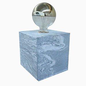 Lampe en Granit Galilei & Marbre Cipollino par Tiziana Vittoni Pairazzi pour Paira