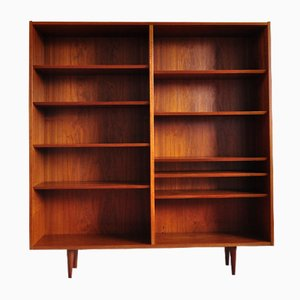 Teak Bookcase by Aage Hundevad for Hundevad & Co, 1960s