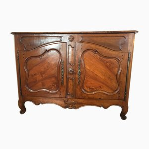 Antique French Carved Buffet, 1780s