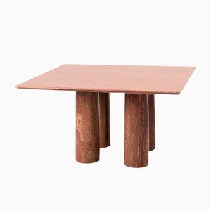 Collonato Marmor Tisch von Mario Bellini für Cassina, 1977