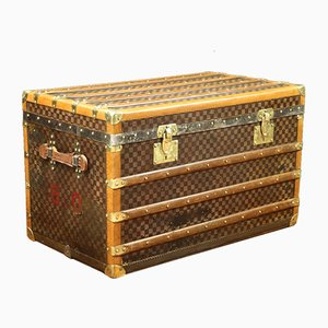 French Steamer Trunk from Moynat, 1917