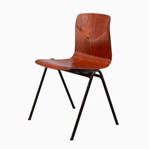 Niederländischer S25 Stuhl von Galvanitas, 1960er