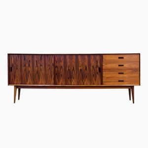 Large Vintage Sideboard in Rosewood