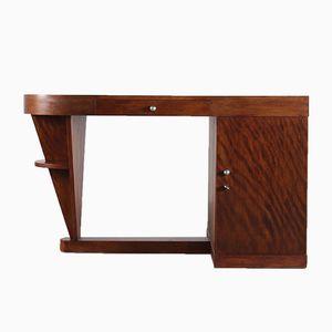 Art Deco Wooden Desk