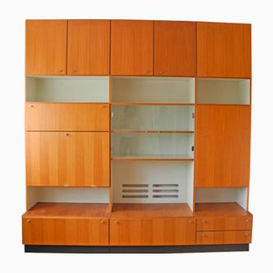 Mid-Century Wall Unit, 1960s