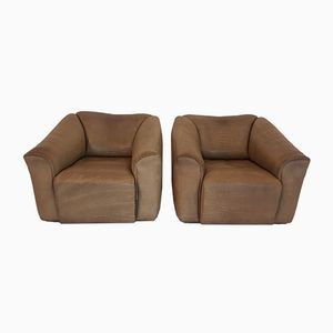 Model DS-47 Club Chairs from de Sede, 1970s, Set of 2
