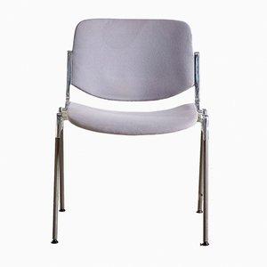 DSC 106 Side Chair by Giancarlo Piretti for Castelli, 1955
