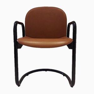 Italienischer vintage Dialogo Chair von Tobia & Afra Scarpa für B&B Italia