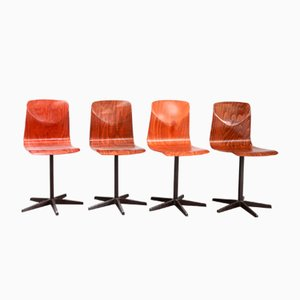 Side Chairs from Galvanitas, 1960s, Set of 4