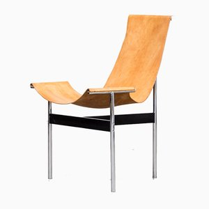 T Chair 3LC von Douglas Kelly, Ross Littell & William Katavolos für Laverne International, 1952