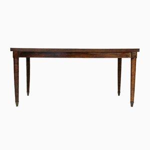 Moderner italienischer Holztisch, 1940er