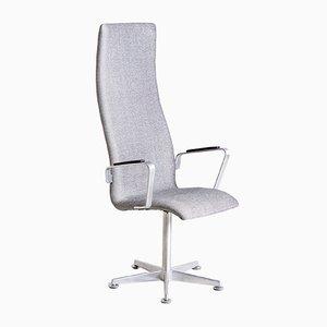 Chaise Oxford par Arne Jacobsen pour Fritz Hansen, 1960s