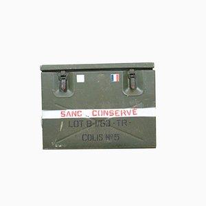 Französischer Armee Sanitätskasten, 1960er