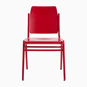 Chaise Forum Stadtpark Vintage en Contreplaqué par Franz Schuster pour Wiesner-Hager
