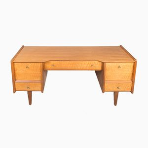 Mid-Century Dressing Table or Children's Desk in Walnut from A. Youngers