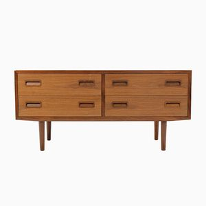 Teak Chest Of Drawers by Poul Hundevad, 1960s