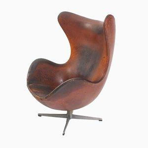 Egg Chair von Arne Jacobsen, 1960er