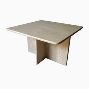 Travertine Coffee Table, 1970s