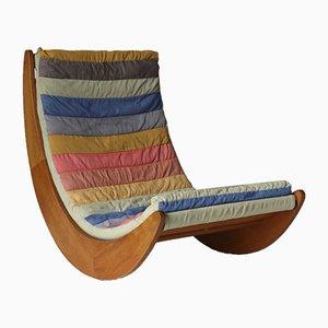Relaxer Schaukelstuhl von Verner Panton für Rosenthal, 1974