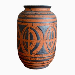 Fat Lava Vase von Carstens, 1960er