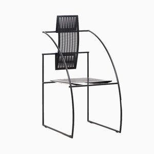 Quinta Chair by Mario Botta for Alias, 1985