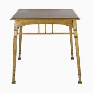 Table d'Appoint Art Nouveau