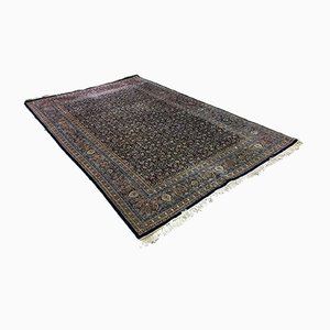 Vintage Handmade Carpet, 1950s