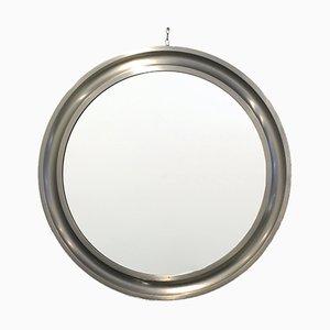Miroir Rond Moulé par Sergio Mazza pour Artemide, 1960s