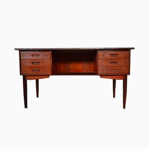 Danish Double-Sided Desk, 1960s