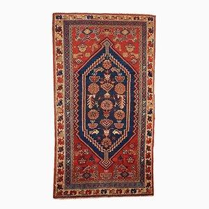 Handgearbeiteter persischer Shiraz Teppich, 1920er