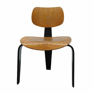 Vintage SE42 Chair by Egon Eiermann for Wilde & Spieth