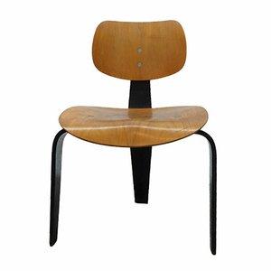 Vintage SE42 Stuhl von Egon Eiermann für Wilde & Spieth
