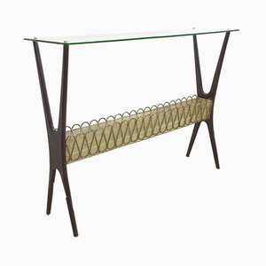 Vintage Console Table, 1950s