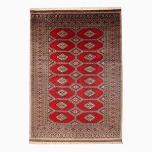 Pakistanischer turkmenischer Vintage Teppich, 1980er