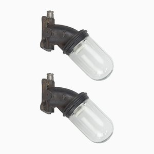 Vintage Wall Lamps from Siemens, Set of 2