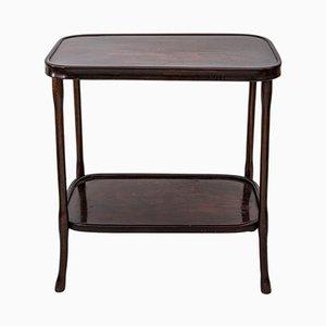Antique Art Nouveau Bentwood Side Table from Jacob & Josef Kohn