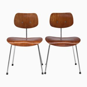 SE 68 Chairs by Egon Eiermann for Wilde & Spieth, 1960s, Set of 2
